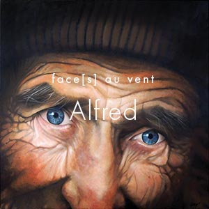 Alfred - Face[s] au vent © LEROY Christian