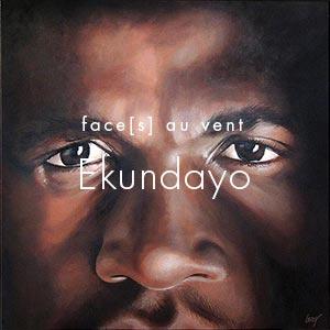 Ekundayo - Face[s] au vent © LEROY Christian