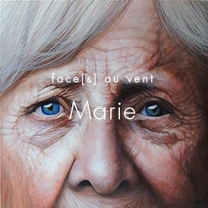Marie - Face[s] au vent © LEROY Christian