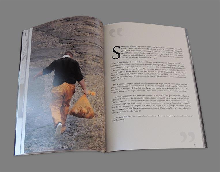 Livre Face[s] au vent – pages intérieures 2 © Christian Leroy