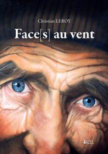 Livre Face[s] au vent - couverture © Christian Leroy