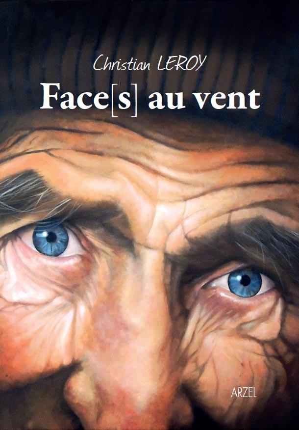 Livre Face[s] au vent – couverture © Christian Leroy
