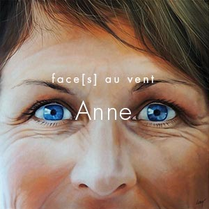 Anne - Face[s] au vent © LEROY Christian